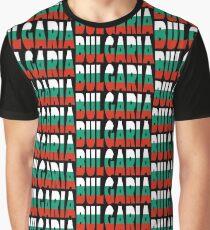 Bulgaria Graphic T-Shirt