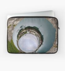 Hurry Head Harbour, Carnlough, County Antrim - Sky In Laptop Sleeve