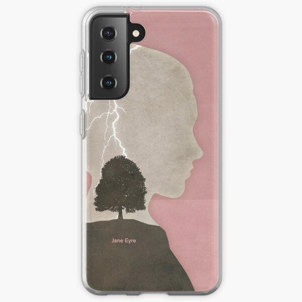 "Charlotte Brontë ""Jane Eyre"",  Samsung Galaxy Soft Case"