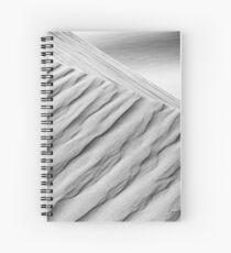 Desert Waves # 10 Spiral Notebook