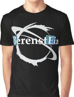 BerenstEin Logo in Blue Graphic T-Shirt