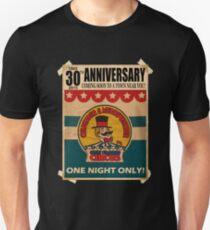 30th Anniversary Logo Unisex T-Shirt