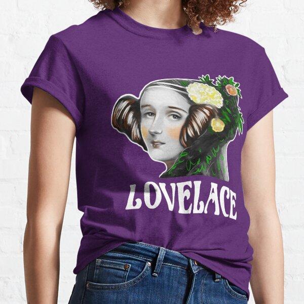 Ada Lovelace Mathematician Classic T-Shirt