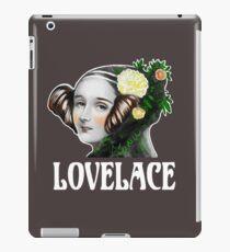 Ada Lovelace Mathematician iPad Case/Skin