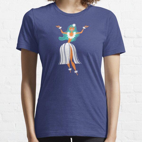 Hula Girl Essential T-Shirt