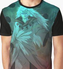 Madara Uchiha Graphic T-Shirt