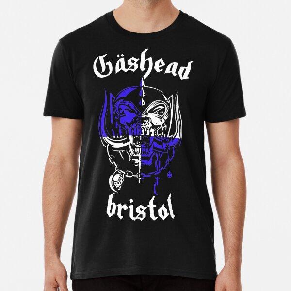 Gashead - Bristol - Bristol Rovers Premium T-Shirt