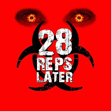 28 REPS LATER (MUG) by Calloway75