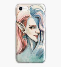 Pot Elf lady iPhone Case/Skin