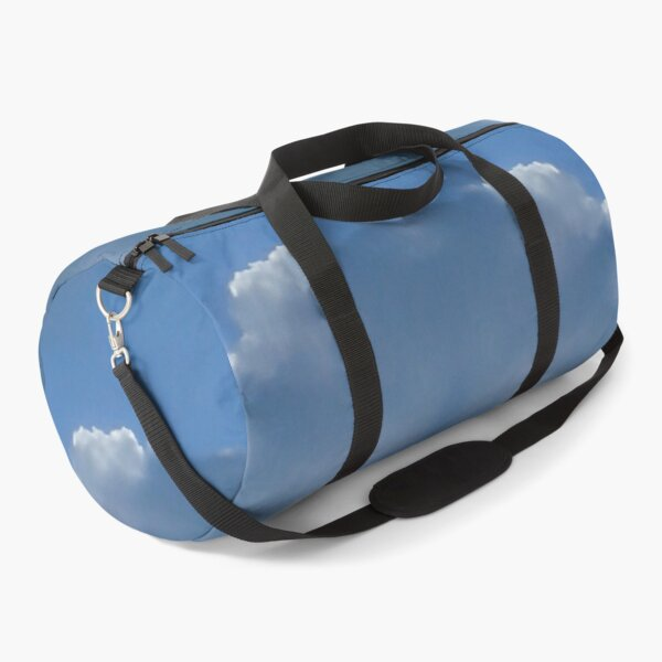 Through the clouds Duffle Bag
