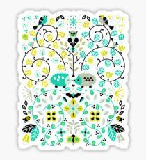 Hedgehog Lovers Sticker