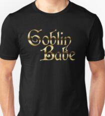 Labyrinth Goblin Babe (black bg) T-Shirt