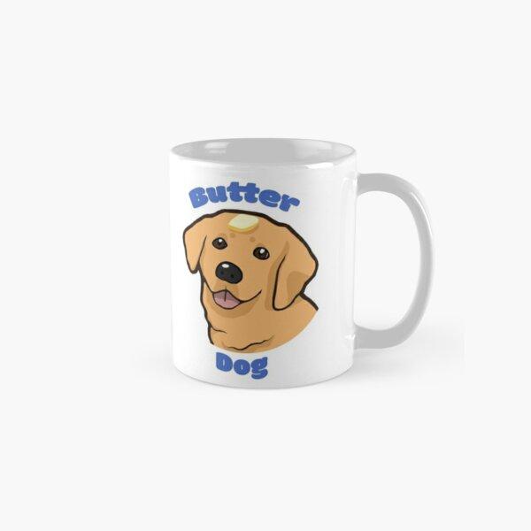 Golden Retriever /'Love You Mum/' Coffee//Tea Mug Gift Idea MUM-D5MG