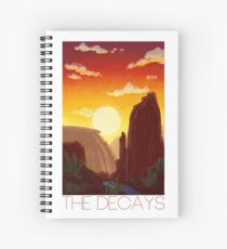 Delphi - The Decays Spiral Notebook