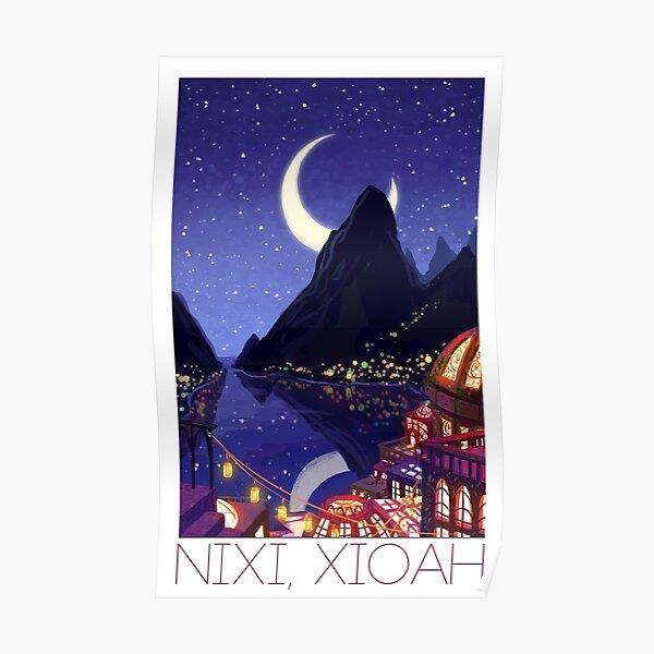 Nixi, Xioah Poster