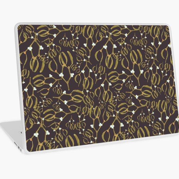 Mistletoe Laptop Skin