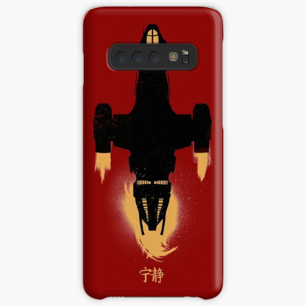 Big Damn Heroes - Updated Firefly / Serenity Silhouette Samsung Galaxy Snap Case