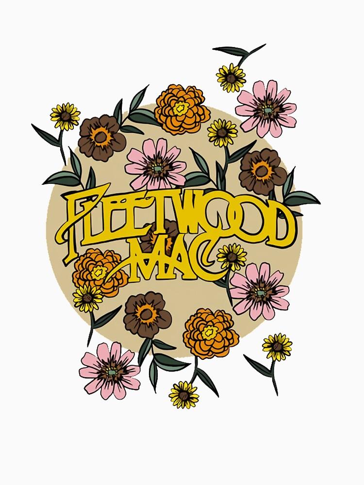 Fleetwood flowers Mac  by tracieripe5