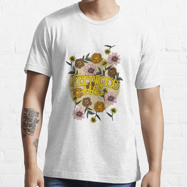 Fleetwood flowers Mac  Essential T-Shirt