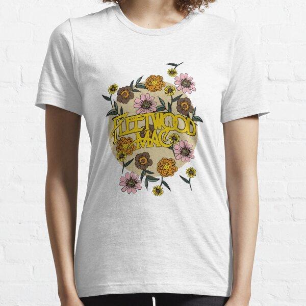 Fleetwood flowers Mac  Essential T-Shirt