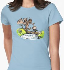 Draco and Bowen Women's Fitted T-Shirt