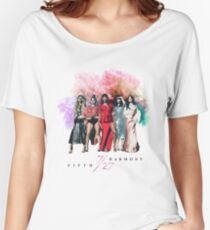 Fifth Harmony ~ 7/27 (Nature) Women's Relaxed Fit T-Shirt