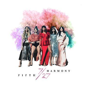 Fifth Harmony ~ 7/27 (Nature) by shaunsuxx