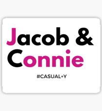 JONNIE  Sticker