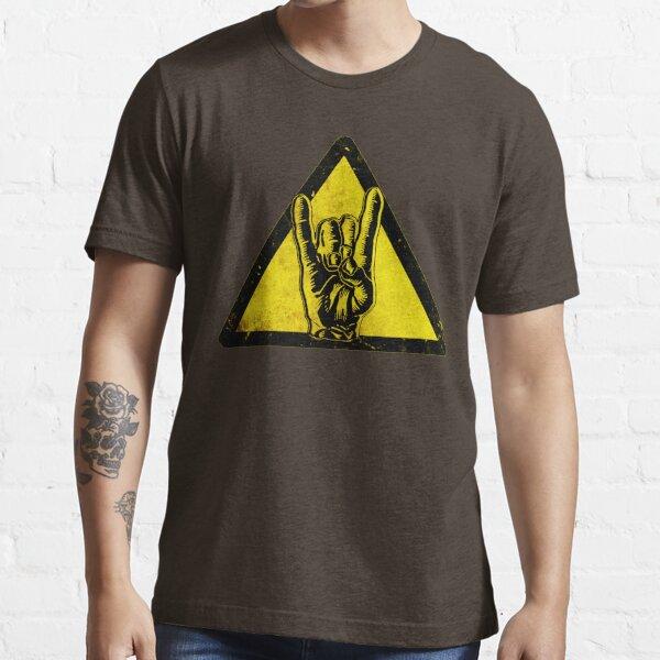 Heavy metal warning Essential T-Shirt