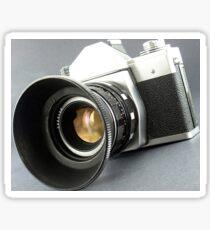 Photographic camera Sticker