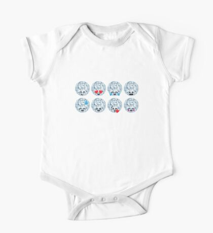 Emoji Building - Discoballs Kids Clothes