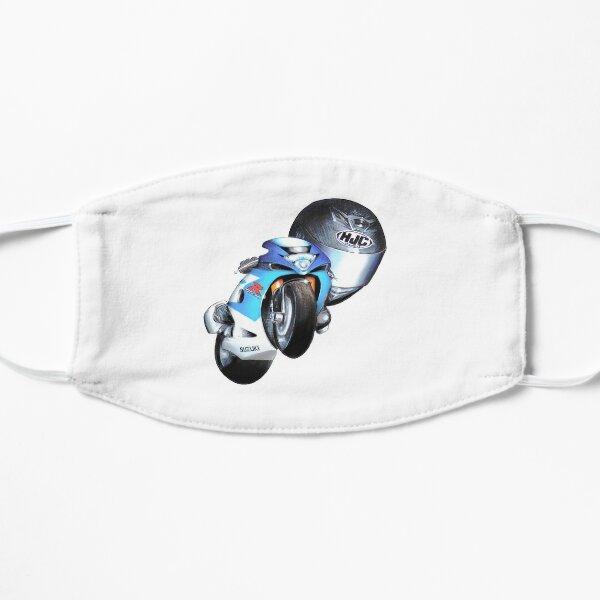 Suzuki GSXR Masque sans plis
