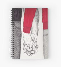 Sterek Spiral Notebook