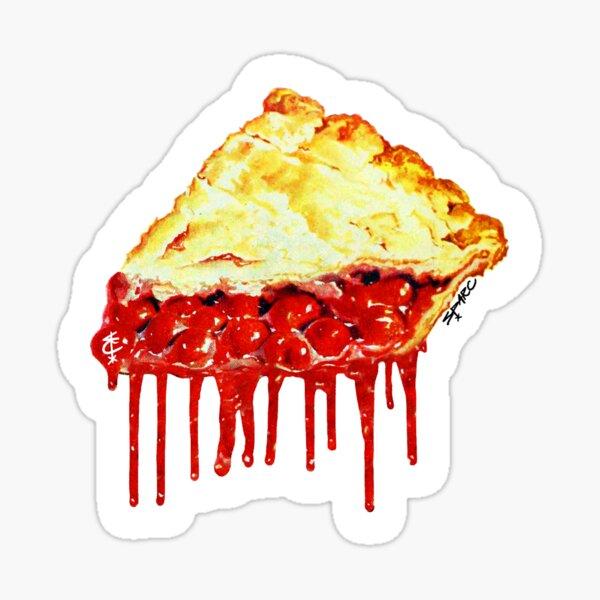 Piece Of The Pie Sticker