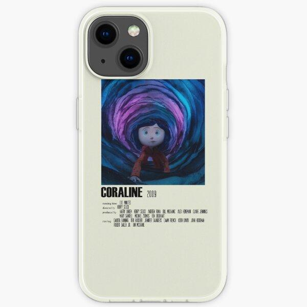 Coraline Alternative Poster Art Movie Large (1) iPhone Soft Case