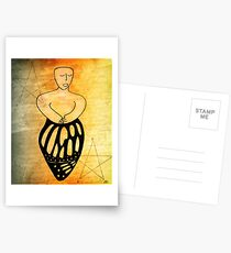 The Hanged Woman Postcards