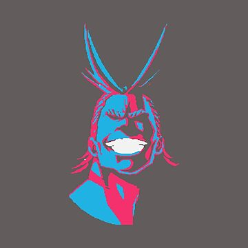 all might by mrdemo