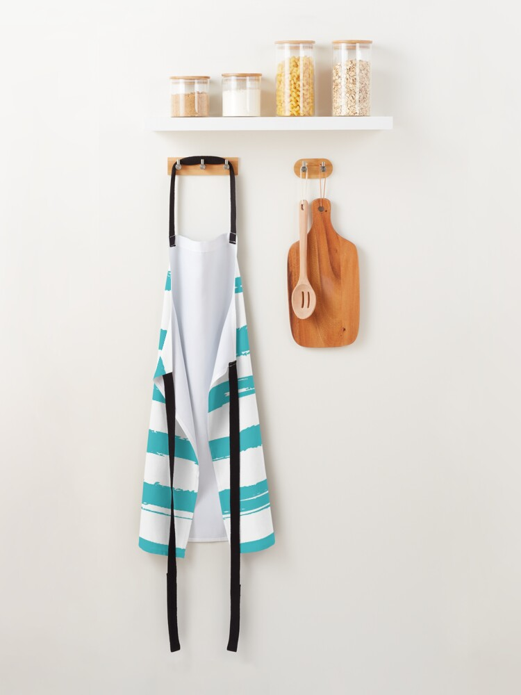 Alternate view of Turquoise Dream Apron