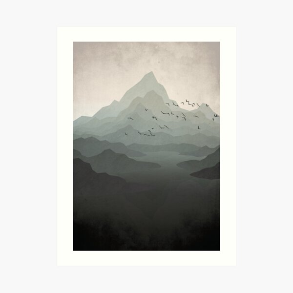 Point Art Print