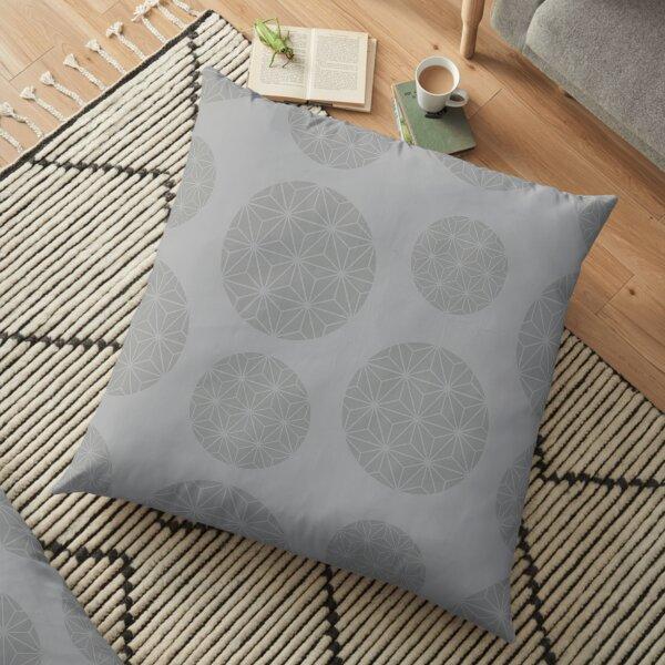 Geo Dots Floor Pillow