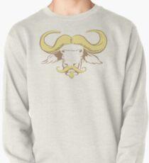 Buffalo Mustache (Blonde) Pullover