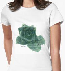 A Little Bird Whispered To Me - Digital Rose T-Shirt