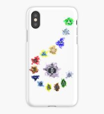 The 100 Clans: The 13 Clan Coalition iPhone Case/Skin