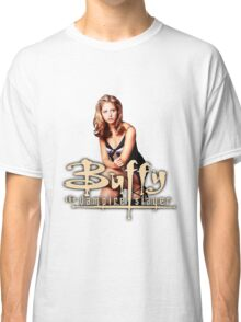 Buffy, The vampire slayer Classic T-Shirt