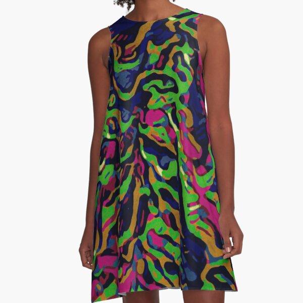 SYNAESTHESIA A-Line Dress