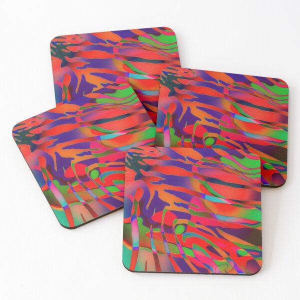 MIMESIS Coasters (Set of 4)