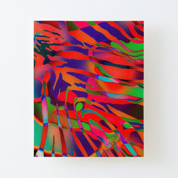 MIMESIS Canvas Mounted Print