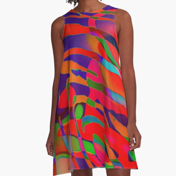 MIMESIS A-Line Dress