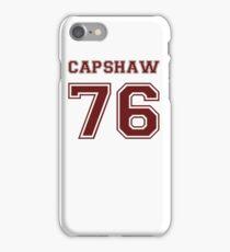 Jessica Capshaw '76 iPhone Case/Skin