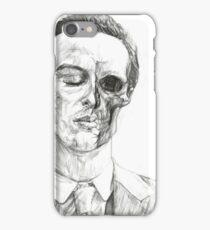 His Death Wish iPhone Case/Skin